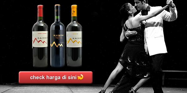 harga wine argentina